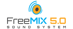 FreeMix 5.0 Speaker Sound System