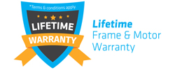 Commercial Lifetime Warranty