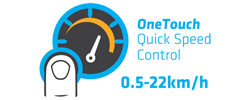 OneTouch Quick Speed Controls