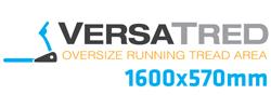 VersaTred Oversize Running Tred Area