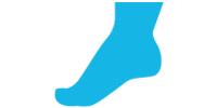 Versafit Commercial Rubber Flooring Tile Blue Fleck