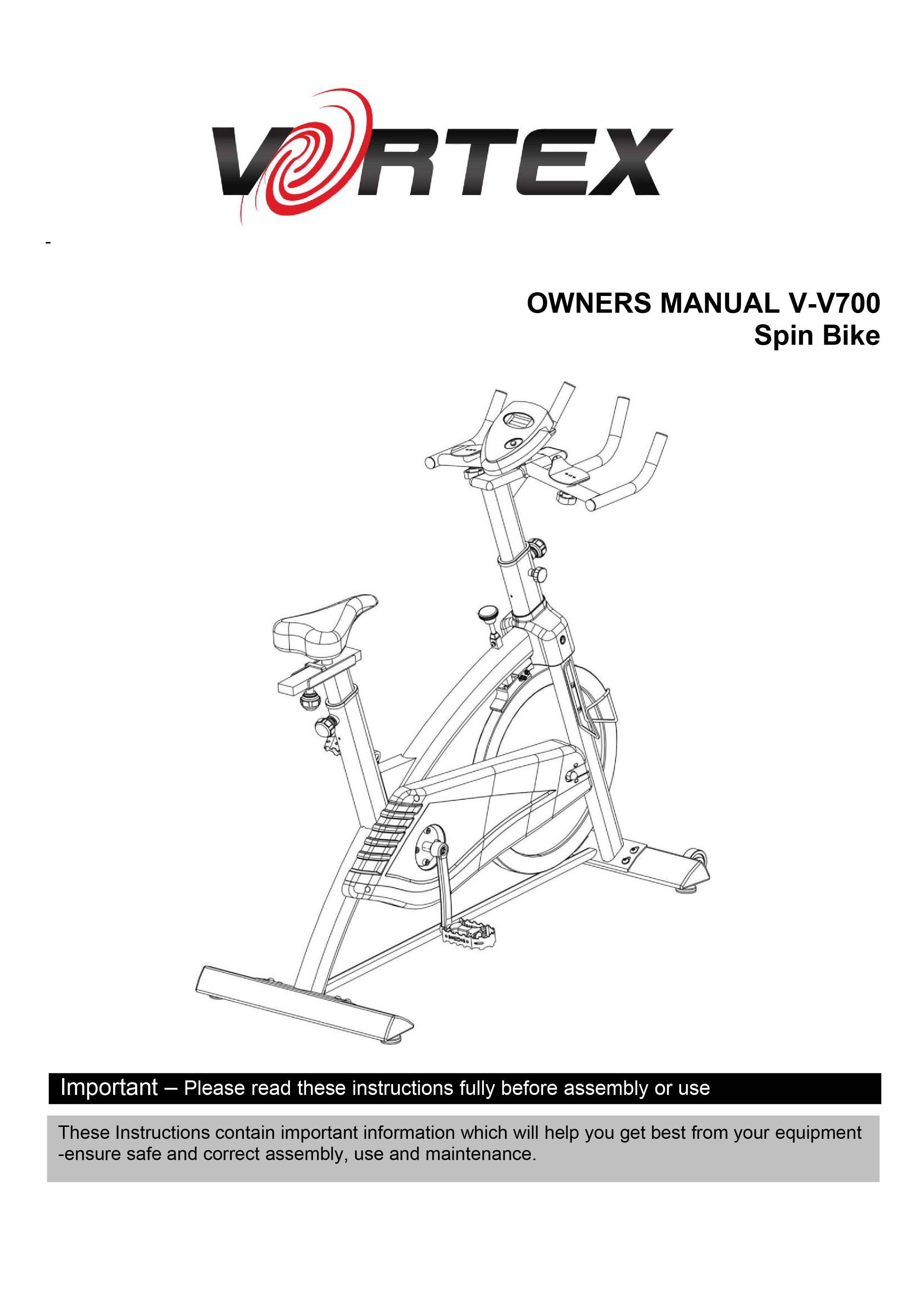V700_english_manual_2016.9.28 01 vortex v700 spin bike gym & fitness aus (sandbox)